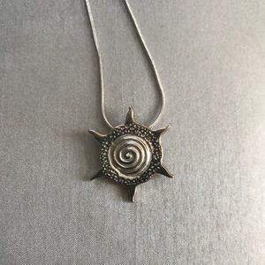 Jewelry - Irish Celtic silver/ pewter necklace